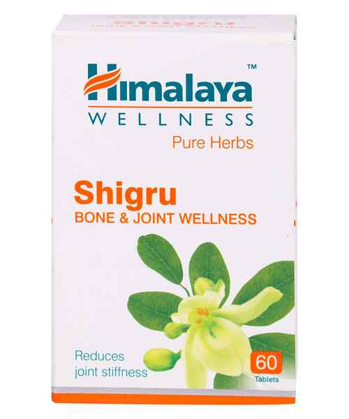 Himalaya Shigru 60 Capsules Relieves Joint Pain