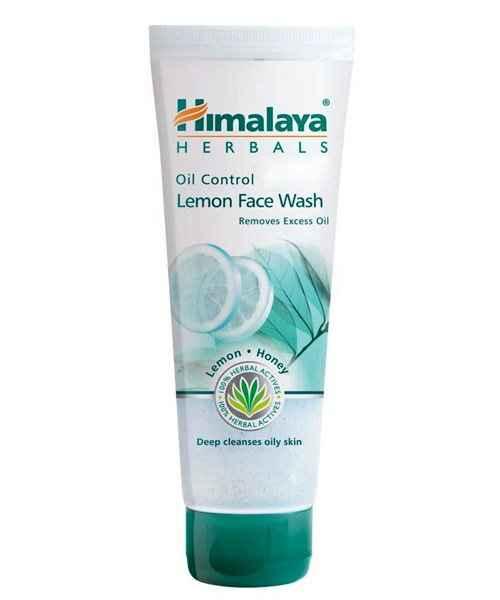 HIMALAYA OIL CLEAR LEMON FACE WASH 100 ML