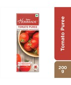 HOMMADE TOMATO PUREE 200GM