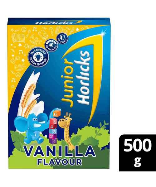HORLICKS JUNIOR REFILL 500 GM