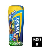 HORLICKS JUNIOR CHOCOLATE JAR 500GM