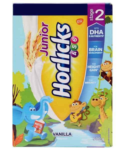 HORLICKS JUNIOR 456 ORIGINAL 500 GM