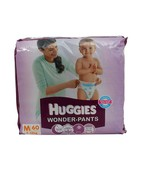 HUGGIES WONDER PANTS MEDIUM 60S