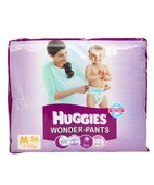 HUGGIES WONDER PANTS M 56S