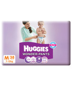 HUGGIES WONDER PANTS M 38S