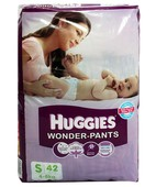 HUGGIES WONDER PANTS S 42S