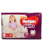 Huggies Wonder Pants L 48 S