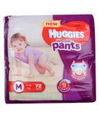 Huggies Wonder Pants M 72 S