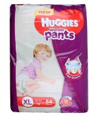 Huggies Wonder Pants Xl 54 S