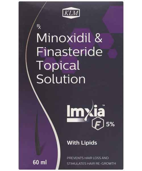 IMXIA F 5% 60ML TOPICAL SOLUTION