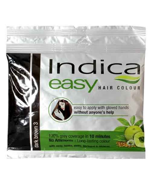 c2e226ee03b3d INDICA EASY HAIR COLOR - DARK BROWN 25ML ( INDICA ) - Buy INDICA ...