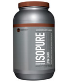 ISOPURE LOW CARB 3LBS DUTCH CHOCOLATE