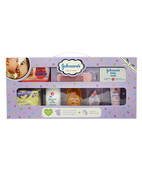 JOHNSON BABY CARE COLLECTIONS-PURPLE