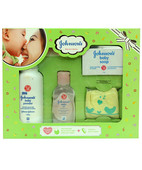 JOHNSON BABY CARE COLLECTIONS-GREEN