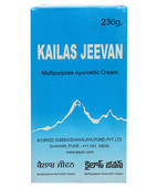 KAILAS JEEVAN 230GM CREAM
