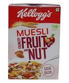 KELLOGGS MUESLI FRUIT AND NUT 500GM