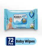 KIDDOS PREMIUM BABY WIPES 72S