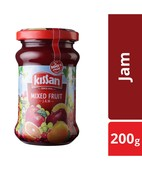 KISSAN MIXED FRUIT JAM 200GM