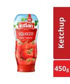 KISSAN SQUEEZO FRESH TOMATO KETCHUP 450GM