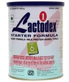 LACTODEX 1 STARTER FORMULA 450GM TIN