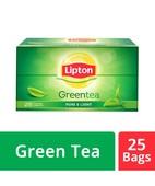 LIPTON  GREEN TEA PURE 25S