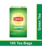 LIPTON CLEAR GREEN TEA PURE 100S