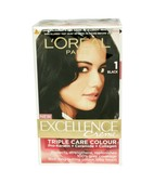 L'OREAL HAIRCOLOUR NO 1 BLACK