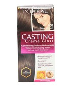 LOREAL PARIS CASTING GLOSS 400 DARK BROWN CREAM