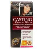 LOREAL CASTING CREME GLOSS 200 EBONY BLACK