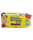 MAMY POKO PANTS STANDARD L 34S