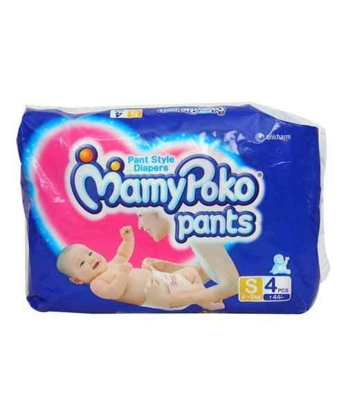 MAMY POKO PANTS S 4S