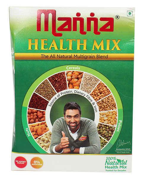 MANNA HEALTH MIX 200GM