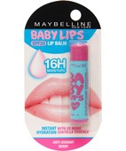 MAYBELLINE BABYLIPS COLOR LIP BALM ANTI OXIDANT BERRY