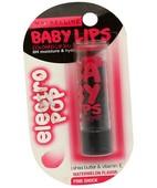 MAYBELLINE BABY LIPS  WATERMELON FLAVOR PINK SHOCK LIPBALM 3.5GM