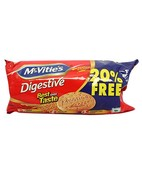 MCVITIES DIGESTIVE BISCUITS 100GM