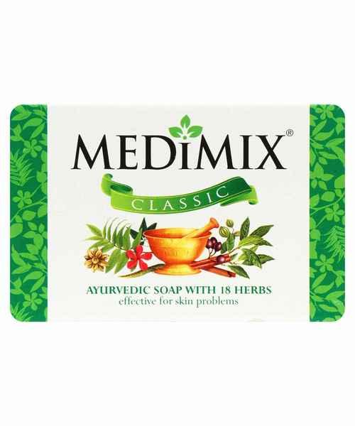MEDIMIX HANDMADE AYURVEDIC SOAP 75GM