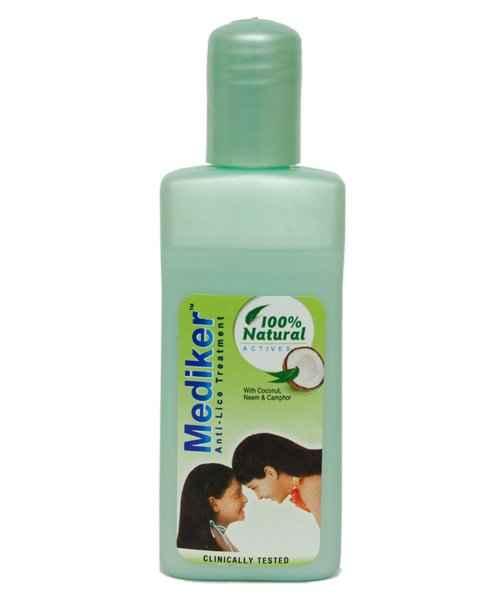 mediker anti lice shampoo 50ml   mediker