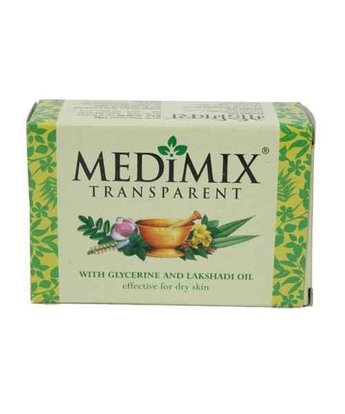 MEDIMIX TRANSPARENT SOAP 125GM