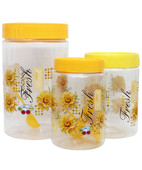 MEDPLUS FLORA JAR PACK OF 3
