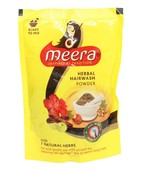 MEERA HERBAL HAIRWASH POWDER 80GM
