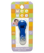 MEE MEE DELUXE NAIL CLIPPER WITH COVER