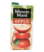 MINUTE MAID APPLE DRINK TPK 1LTR