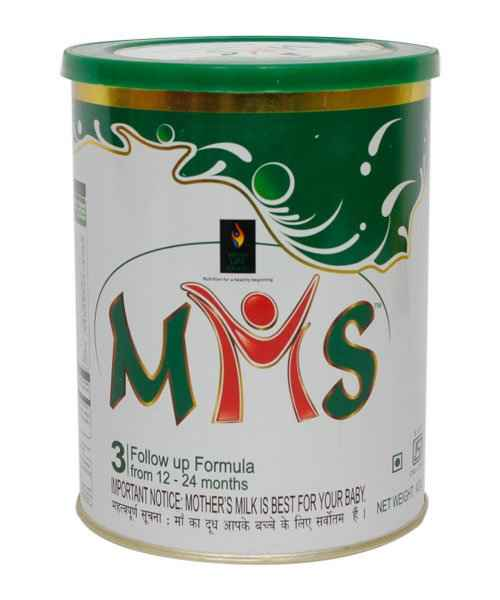 MMS 3 FOLLOW-UP FORMULA 400GM