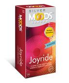 MOODS SILVER JOYRIDE 12S CONDOMS
