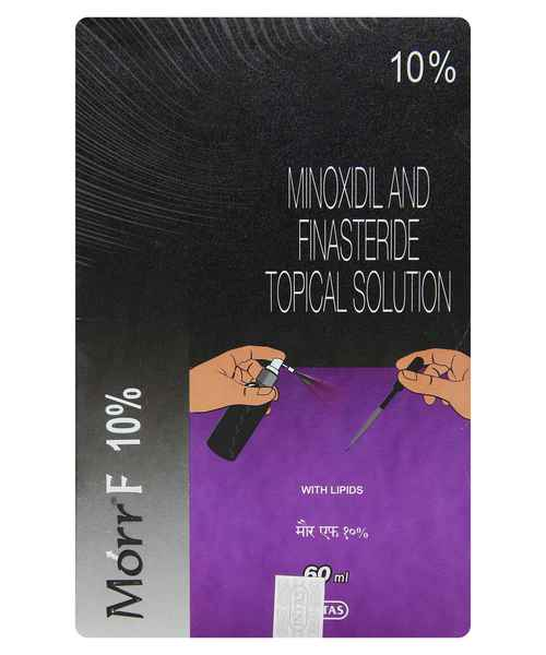 MORR F 10% 60ML TOPICAL SOLUTION