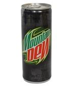 MOUNTAIN DEW CAN 250ML
