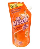 MR MUSCLE FLOOR CLEANER CITRUS POUCH 500ML