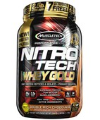 NITROTECH WHEY GOLD PERFORMANCE SERIES 2.24 LBS