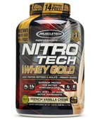 NITROTECH WHEY GOLD PERFORMANCE SERIES 5.53 LBS