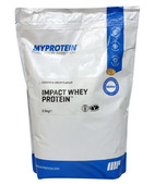 MY PROTEIN IMPACT WHEY PROTEIN 2.5KG COOKIES AND CREAM